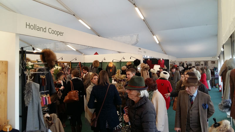 Cheltenham Racecourse Shopping Village 2