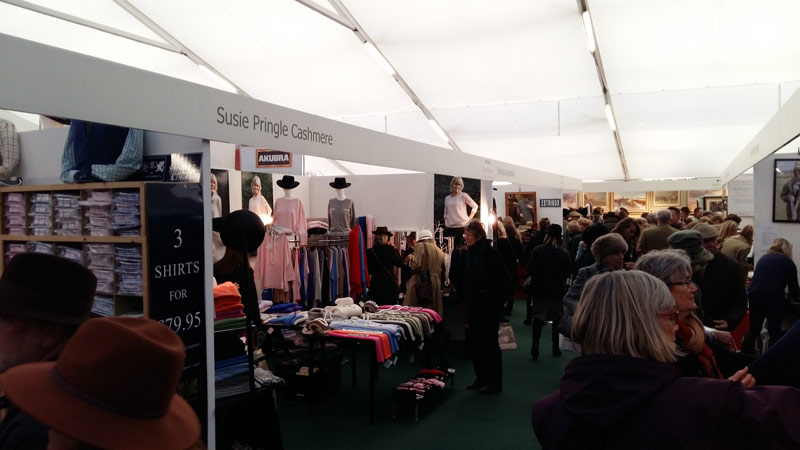 Cheltenham Racecourse shopping Village 3