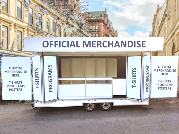 Mobex Merchandising Trailer websafe